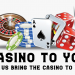 Casino Tip Make Yourself Out there